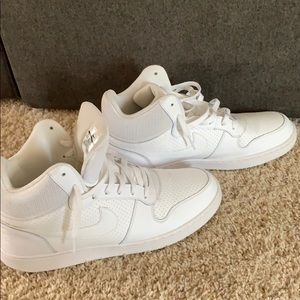 Nike Men's Borough Mid Casual Sneakers